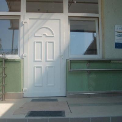 Polgármesteri Hivatal komplex akadálymentesítése Kismarja községben