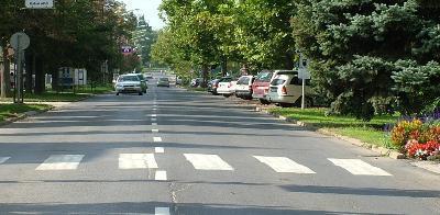 József Attila utca útrekonstrukciója Hajdúszoboszlón
